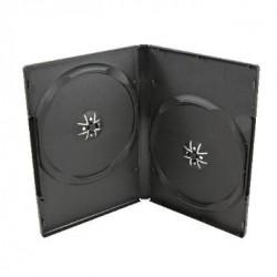 Estuche para DVD-CD doble se puede poner carátula