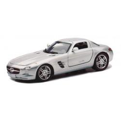 Mercedes Benz SLS AMG escala 1:24 NewRay