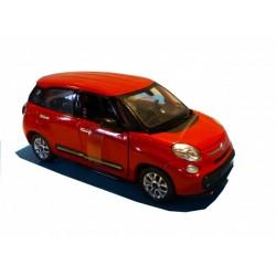 Fiat 500L escala 1:24 NewRay