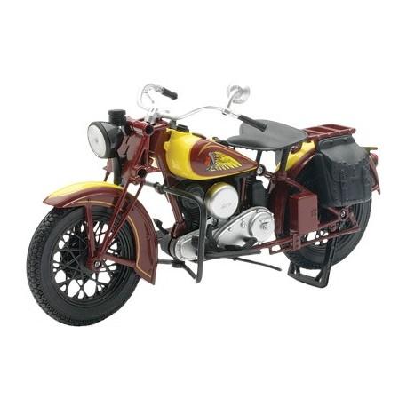 Moto Indian Chief 1:12 Newray