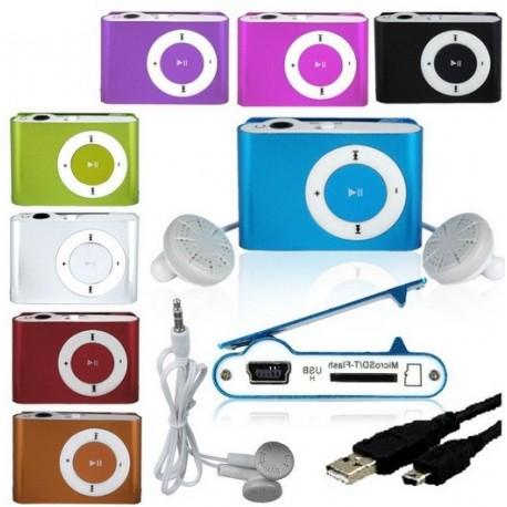 Reproductor MP3 con radio sin tarjeta de memoria - MP3 comprar barato precio