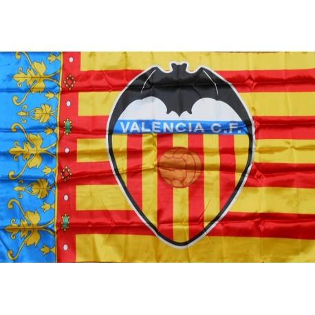Bandera Valencia Club de Fútbol Senyera