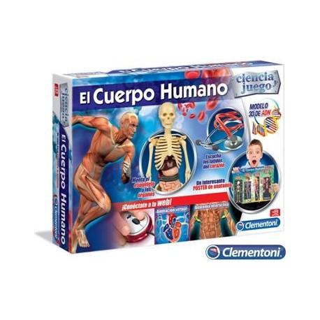 Juego Ciencia El cuerpo humano