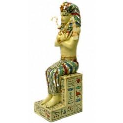 Figura egípcia Rey Tutankamon Mod.B