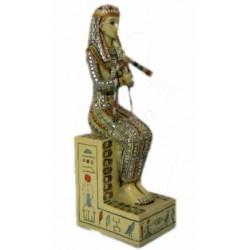 Figura egípcia Dios Horus