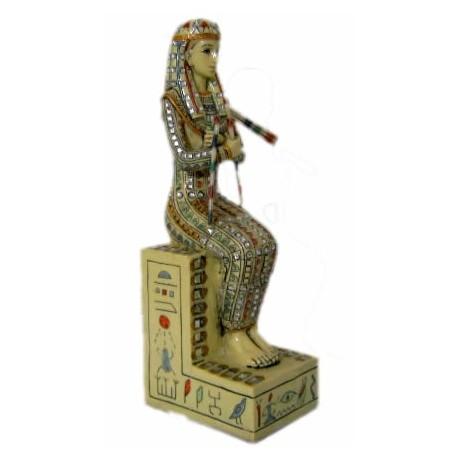 Figura egípcia Reina Egípcia
