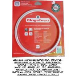 Junta 22cm original cierre ollas Magefesa compatible con varios modelos