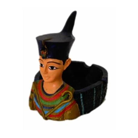 Cenicero egípcio nefertitis
