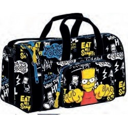 "BOLSA DEPORTE THE SIMPSONS ""GUD BAD"""