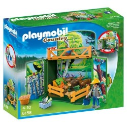 Playmobil 6158 Cofre Bosque