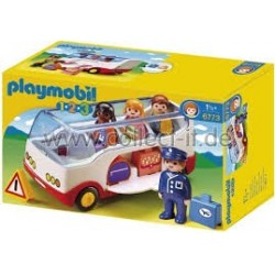 Playmobil 6773 1.2.3 Autobús