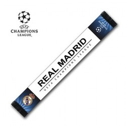 Bufanda Real Madrid UEFA CHAMPIONS LEAGE