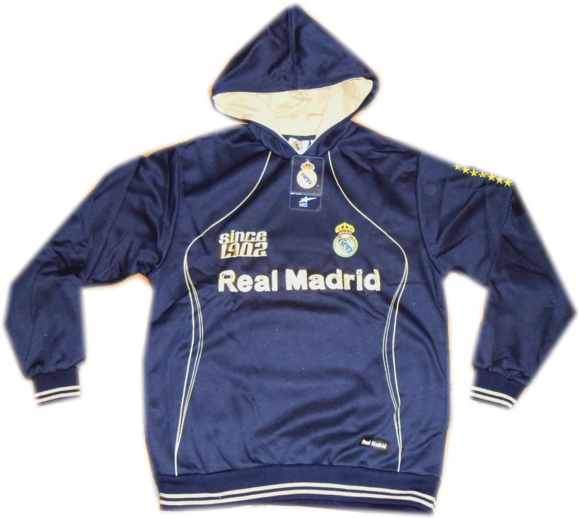 4772e8bf27c01 Sudadera Real Madrid adulto azul dorado - comprar real madrid tienda  productos
