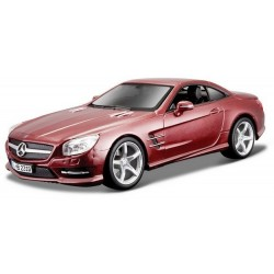 Mercedes Benz SL 500 1:24 Bburago Plus