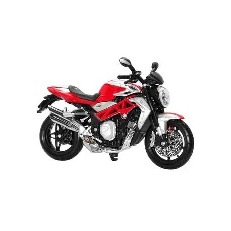 Moto MV Agusta Brutale 1090 R escala 1:12 Maisto
