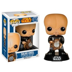 FIGURA POP VINYL BOBBLE HEAD NALAN CHEEL STAR WARS