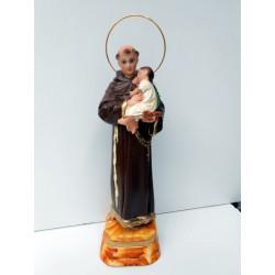 Figura Virgen Santa Marta 37cm