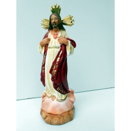 Figura Corazón de Jesús 24cm