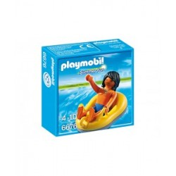 Playmobil 6676 barco hinchable