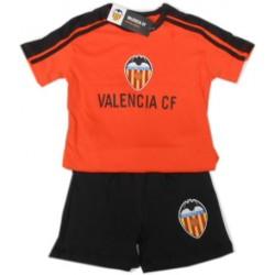 Pijama Valencia Club de Fútbol verano adulto