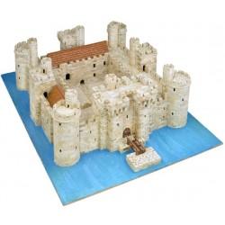 Maqueta Castillo Bodiam Castle Aedes 1014 Ars 1/180