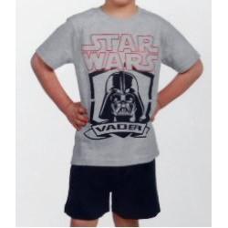 Pijama niño Star Wars verano tallas de 6 a 12 años