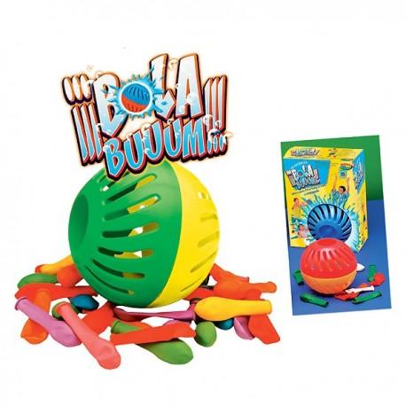 Bola Buuum con globos Bizak - Comprar tienda juguetes de agua verano