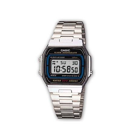 Reloj Casio Caballero modelo A158WA