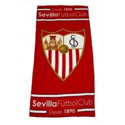Toalla Sevilla Fútbol Club 90x180 cm