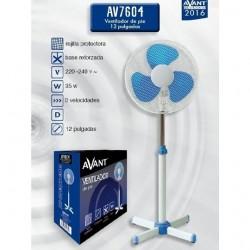 Ventilador de pie 35W 30cm diámetro