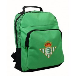 Mochila mediana Real Betis 38cm adaptable a carro