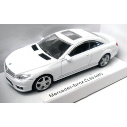 Mercedes-Benz CL63 AMG escala 1:43 Rastar