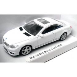 Mercedes-Benz CL63 AMG escala 1:43 Rastar