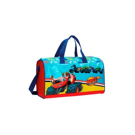 Bolsa deporte Blaze y los monster machines