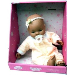 Muñeco bebé sin mi chupe lloro 26cm GUCA