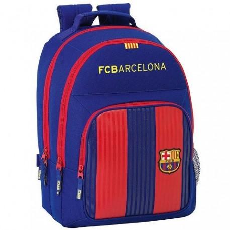 Mochila grande Fútbol Club Barcelona 42cm adaptable a carro