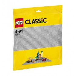 LEGO 10701 Base de color gris 38x39cm