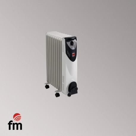 Radiador FM BR-20 2000W especial para mesa camilla