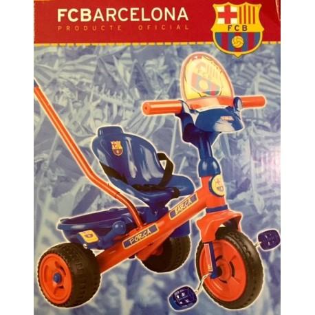 Triciclo Fútbol Club Barcelona