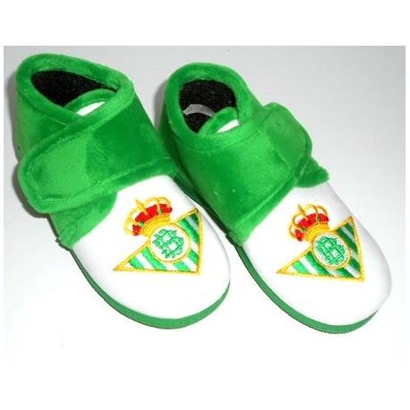 Bota zapatillas de casa Real Betis 20 al 30
