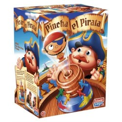 JUEGO PINCHA EL PIRATA