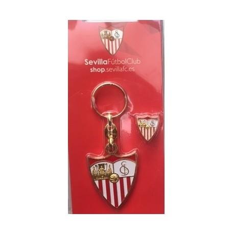 Llavero Sevilla Fútbol Club 1890