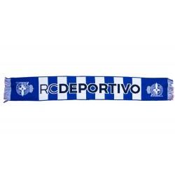 Bufanda Deportivo de La Coruña horizontal