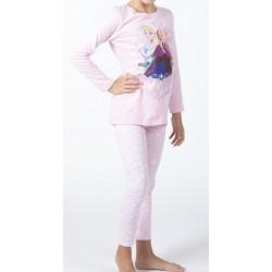 Pijama Frozen invierno manga larga
