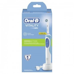 Cepillo dientes eléctrico Braun Oral-B Vitality crossaction