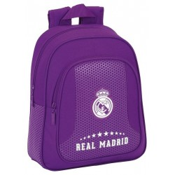Mochila Real Madrid 34cm adaptable a carro