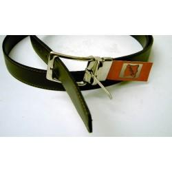 Cinturón caballero piel largo especial 160cm