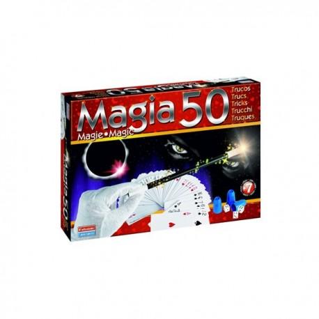 Juego de magia borras 50 trucos Falomir