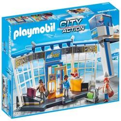 Playmobil 5338 Torre de Control y Aeropuerto