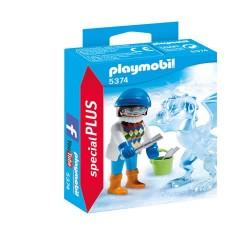 Playmobil 5374 Escultora de Hielo